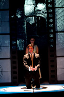 """Nine"" Produced by The American University Greenberg Theater"